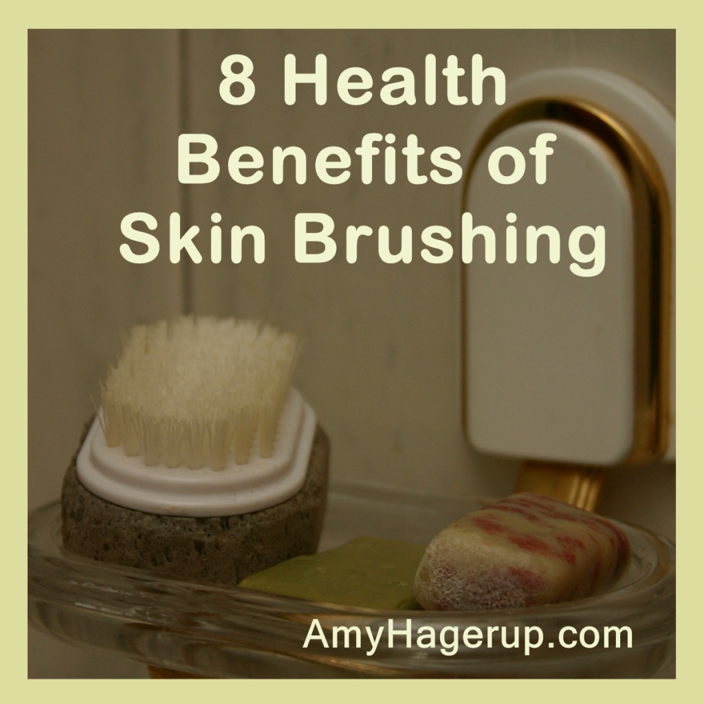 health benefits of skin brushing