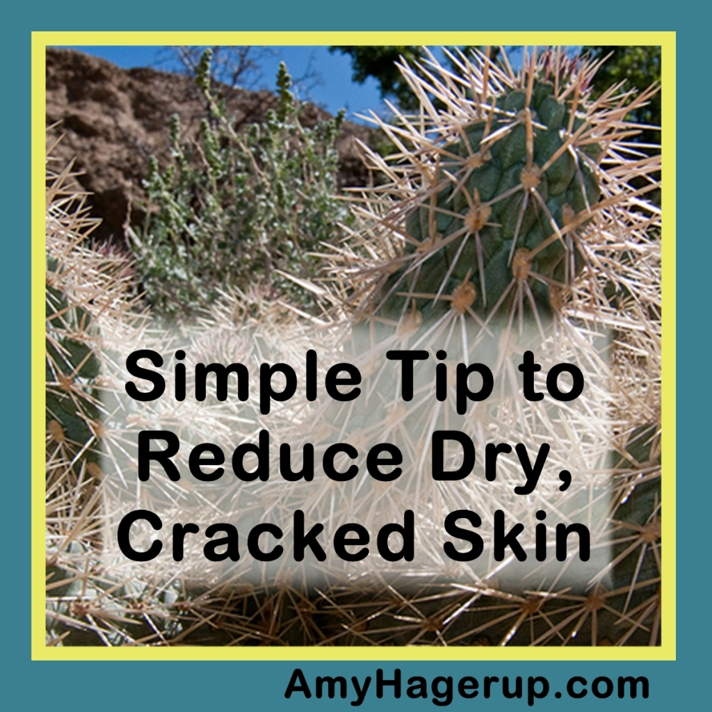 help for dry, cracked skin
