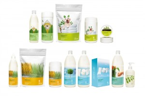 Shaklee's Get Clean products - safe cleaning products