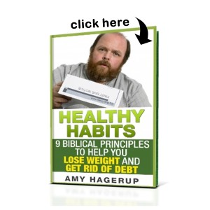 healthy habits for losing weight and getting rid of debt