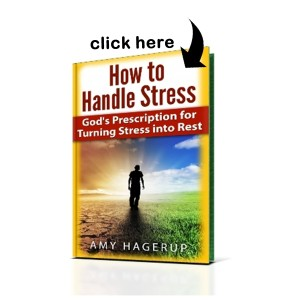 How to handle stress God's way