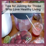 Tips for Juicing