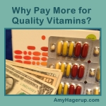 Why pay more for quality vitamins?