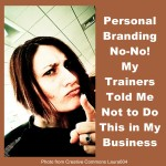 Personal Branding No-No