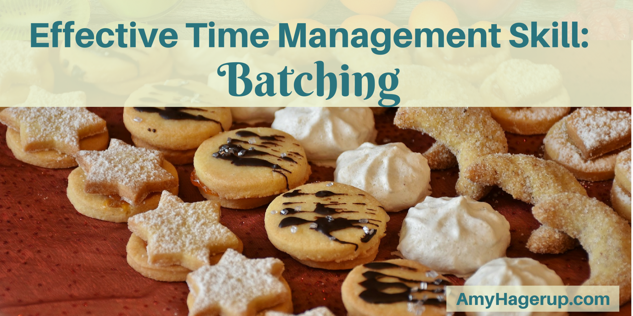 Check out this effective time management skill and give it a try.