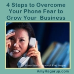 4 steps to overcome phone fear