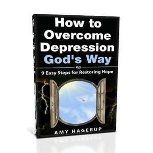 God's help for overcoming depression