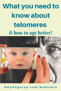 Learn about telomeres and aging in this webinar