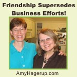 network marketing tip on friendships