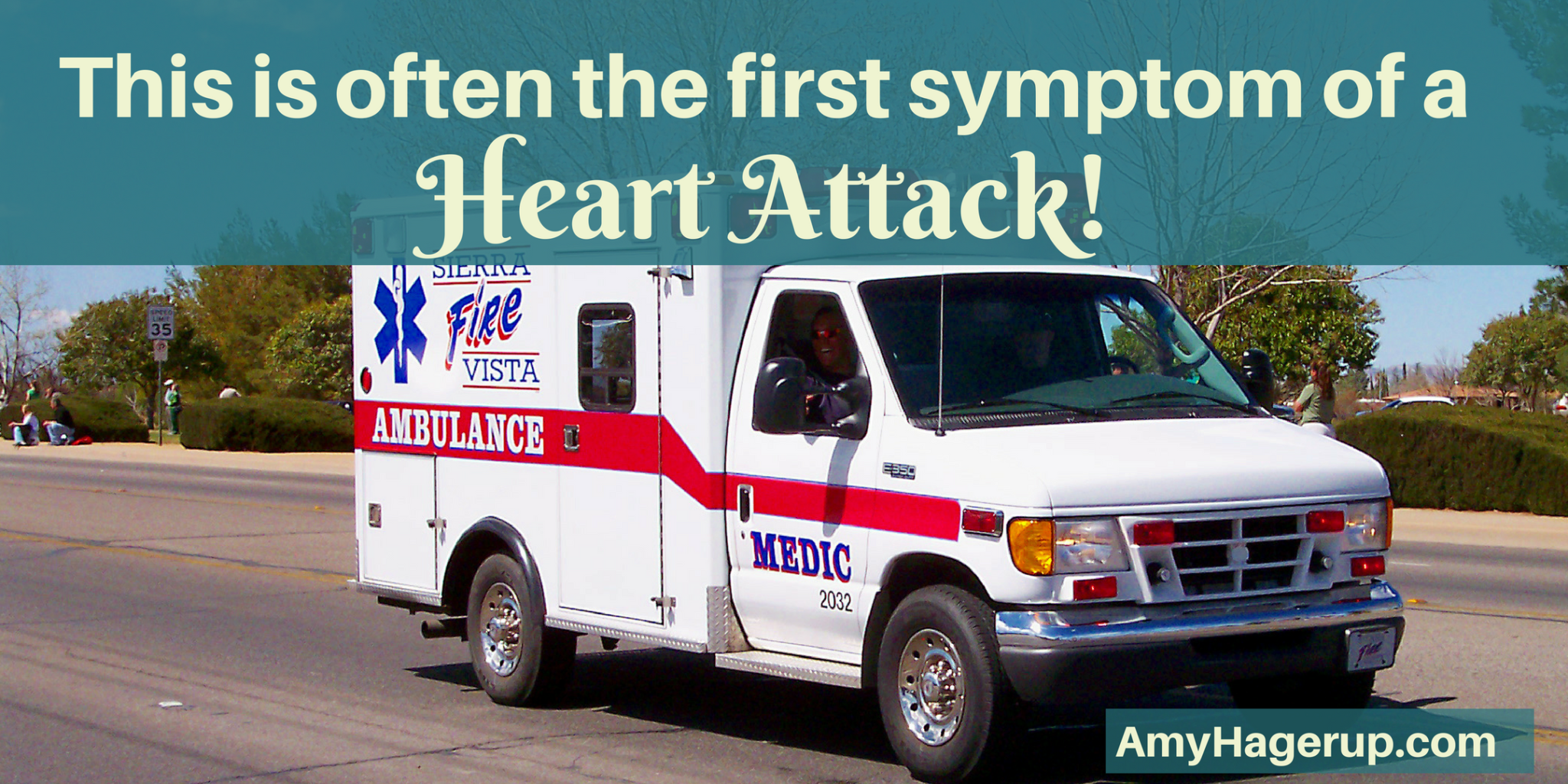 Check out what could be the surprising first symptom of a heart attack.