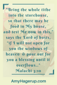 God's Word is encouraging.