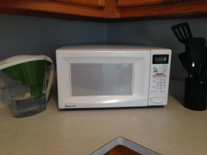 Beware of the dangers of microwaving food