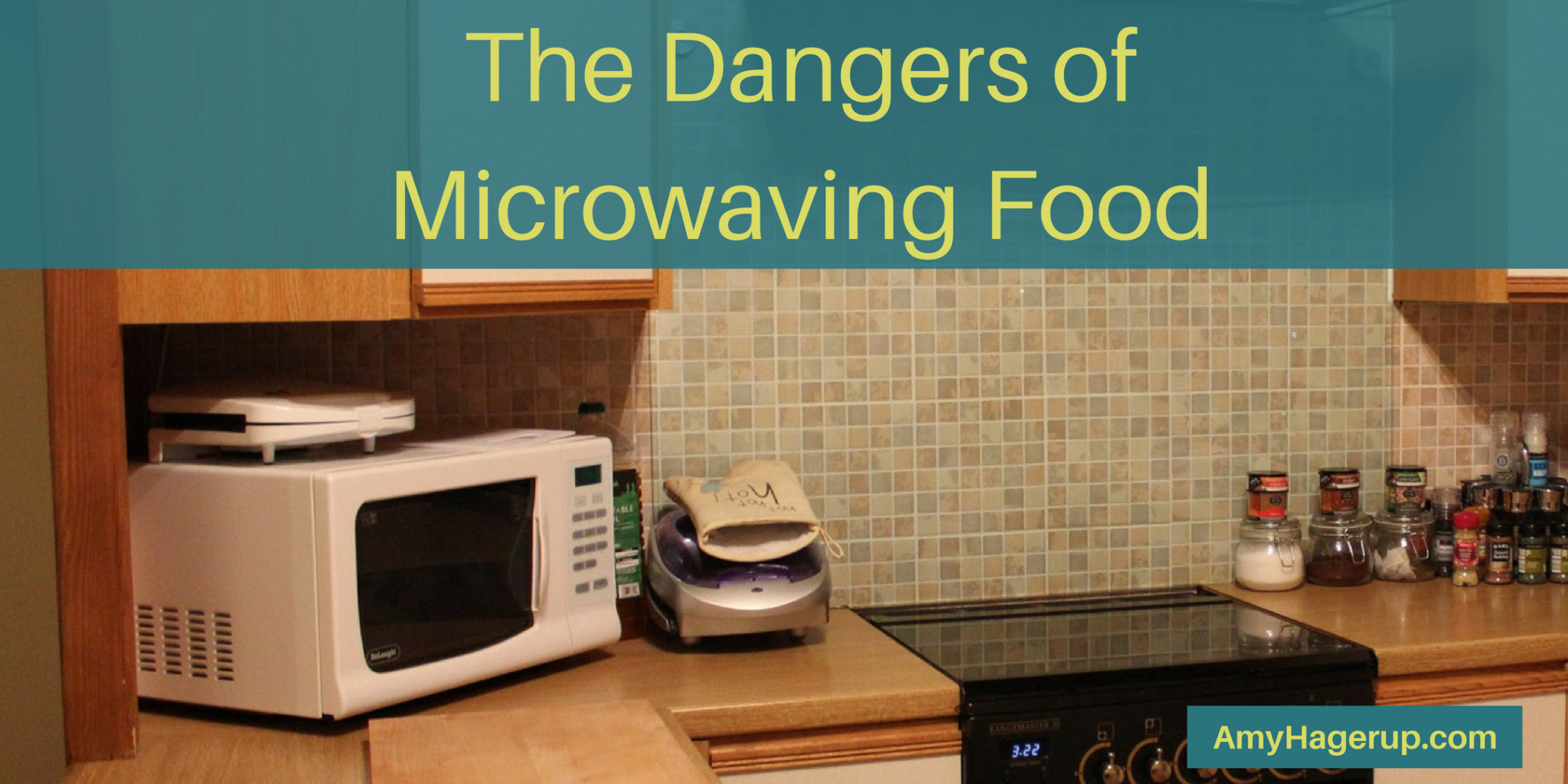 Check out the dangers of microwaving food and what you can do about it.