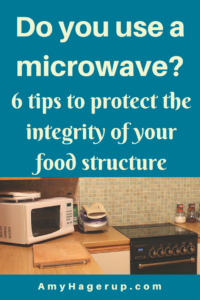 Check out these tips to protect the integrity of your food when you use a microwave.