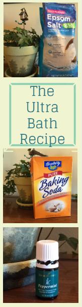 recipe for detox bath