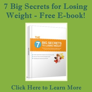 secrets to losing weight