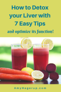 Here are 7 tips for how to optimize your liver function.