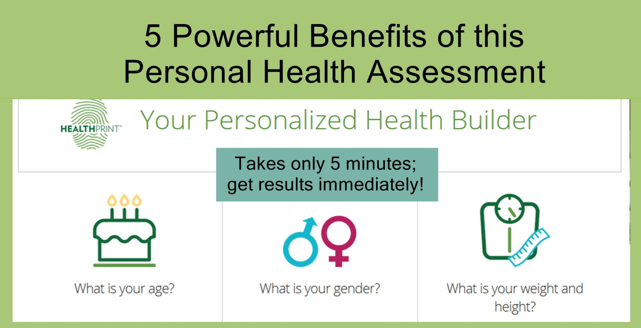 5 powerful benefits of health assessment