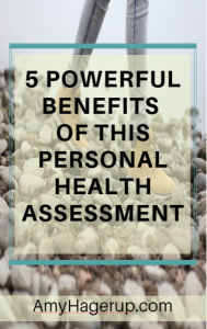 your personal health assessment