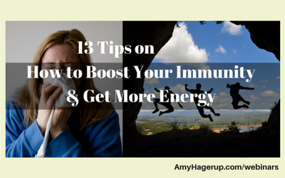 boost your immunity and energy