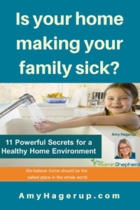 Learn 11 powerful secrets to a healthy home.