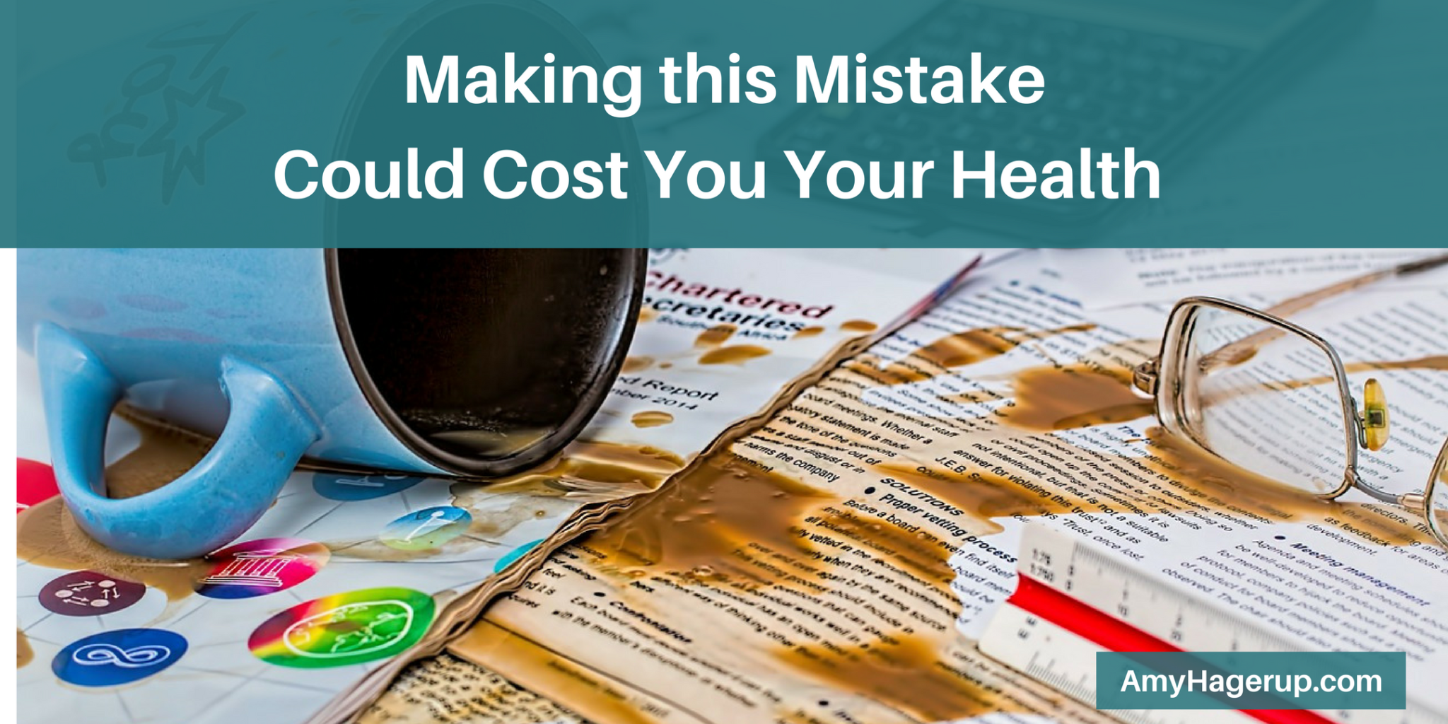 Check out the mistake people make that can hurt their health big time.