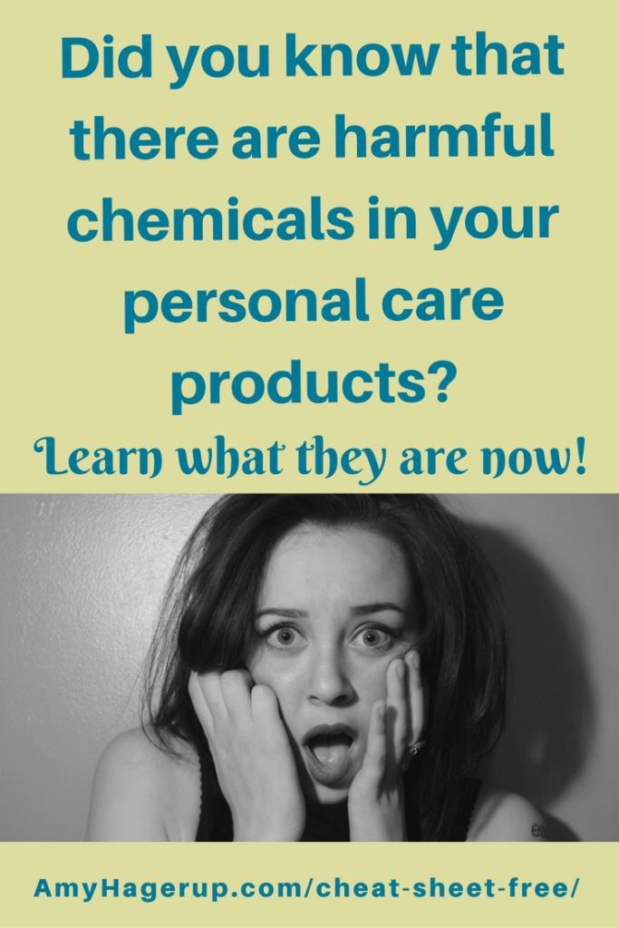Grab this harmful chemicals cheat sheet