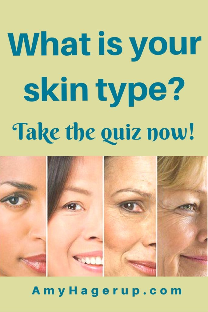 What is your skin type? Take the quiz now.