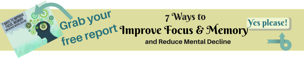 Here are 7 ways to improve your focus and your memory.