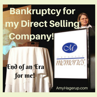 Lesson from my direct selling company's bankruptcy