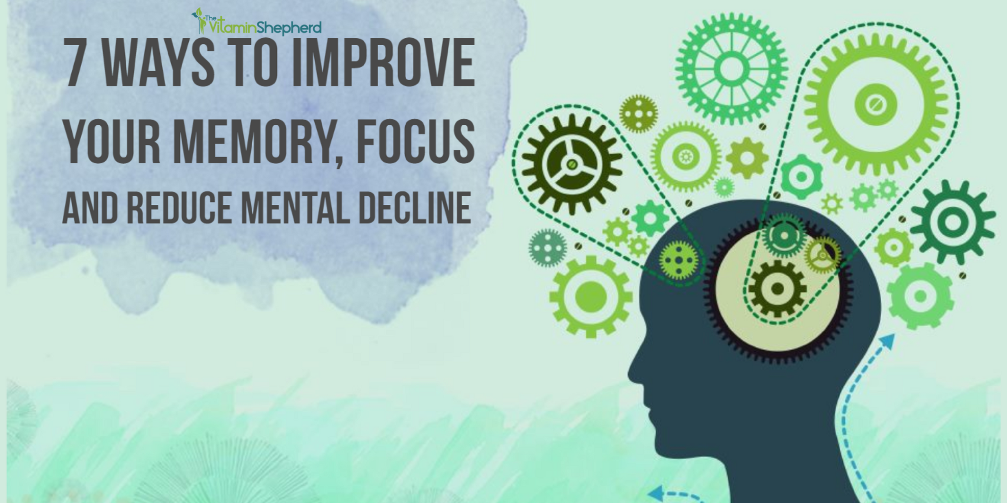 Check out 7 ways to improve your memory and focus